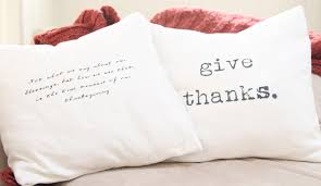sandpaper and silly putty diy thanksgiving pillows