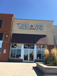 the nail salon and spa 170 kingston e ajax on