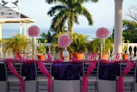 chair ribbons luxury destination weddings in jamaica jamaica wedding chair