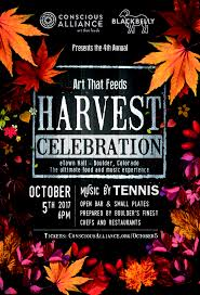harvest thanksgiving service 4th annual art that feeds harvest celebration conscious alliance