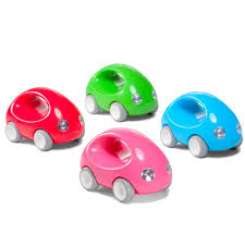 car toy blue kid o mini go car oppenheim toy portfolio