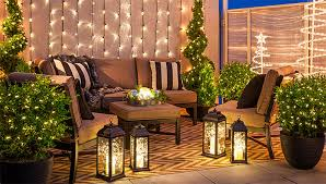 Download Ideas For Small Balcony by 6 Christmas Lighting Ideas For A Porch Deck Or Balcony