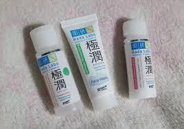 Sabun Hada Labo 3 cara merawat kulit kering dengan hada labo