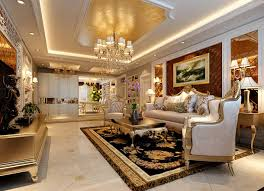European Living Room Furniture European Style Living Room Sofa Photo Wall Interior Design