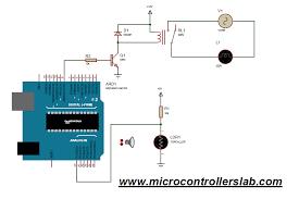 sensor and light using arduino