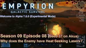 Seeking Text Episode Empyrion Season 09 Episode 08 Alpha 7 6 0 Experimental The