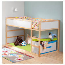 bust of ikea kids loft bed a space efficient furniture idea for