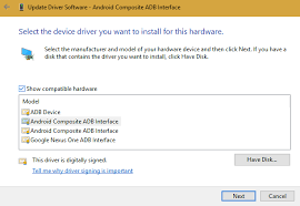 android adb driver android won t connect to windows adb fix it in three easy steps