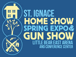 home expo design center michigan st ignace home show spring expo and gun show