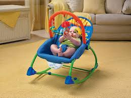 Baby Bouncing Chair Amazon Com Fisher Price Infant To Toddler Rocker Blue Green