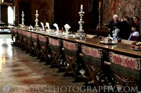 Hearst Castle  Dining Room  Friday  Those Crazy Schuberts - Castle dining room