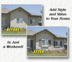 stucco curb appeal exterior window trim foamtrim s wall