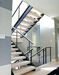 Staircase Handrail Design Modern Handrails For Stairs Megaups Me