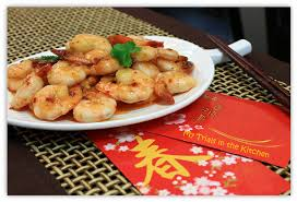 my trials in the kitchen shrimp in szechuan sauce chinese new