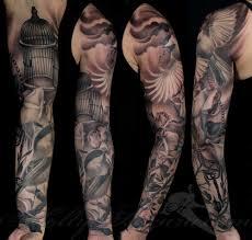 arm and leg sleeve tattoos always forever studio