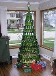 christmas lights for inside windows a few of the best wine bottle christmas trees blog your wine