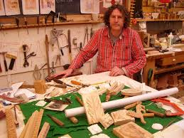 wood carvers chippendale furniture school teaches the ancient skills of