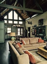 Looking For A Modern Rustic Chalet With Cathedral Ceiling 15