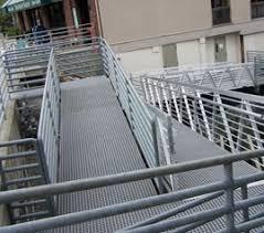 Fiberglass Handrail Composite Build Fencing