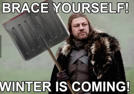 Winter Is Coming Meme - brace yourself winter is coming sci fi and fantasy pinterest