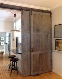 Diy Bypass Barn Door Hardware by Single Track Bypass Barn Door Hardware Kit Lets 2 Doors Overlap
