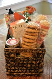 travel gift basket welcome basket ideas combining and store bought items