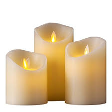 air zuker flameless candles battery operated candles