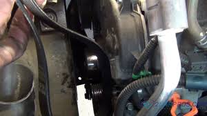 serpentine belt replacement on a 2002 2007 saturn vue v6 youtube