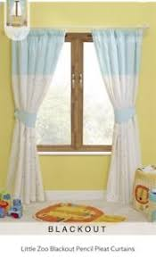 Unisex Nursery Curtains Bnwt Next Zoo Unisex Nursery Curtains 168cm X 183cm Pencil