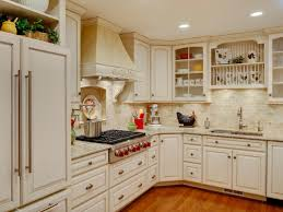 wonderful english cottage style kitchen come with white wooden