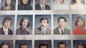 school yearbook pictures steve carell shares some advice via his high school yearbook photo