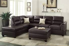 Sofa Set Images With Price Amazon Com Poundex F7609 Bobkona Toffy Bonded Leather Left Or