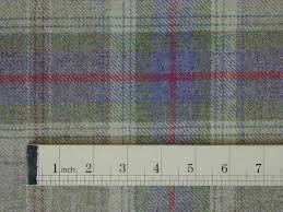 Upholstery Fabric Uk Online 100 Wool Tartan Plaid Lavender Green Stone Fabric Curtain