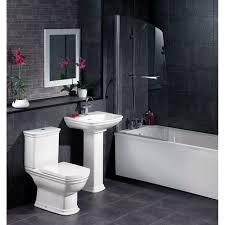 Gray Tile Bathroom Ideas by 13 Best Bathroom Ideas Images On Pinterest Bathroom Ideas