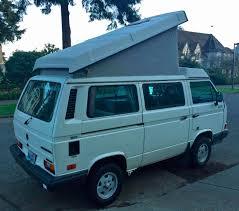 volkswagen westfalia 2015 1990 vw vanagon syncro westfalia camper 55k obo seattle wa