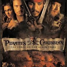 pirates caribbean curse black pearl 2003