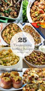 thanksgiving stuffing recipie 25 stuffing recipes for a thanksgiving feast