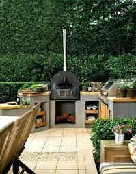 construire sa cuisine d été cuisine d ete en bois cuisine dextacrieure en bacton et en bois