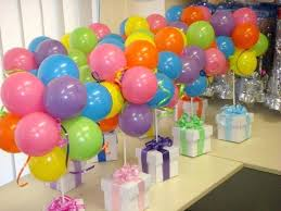 balloon centerpiece ideas birthday balloon centerpiece ideas simple decoration home design