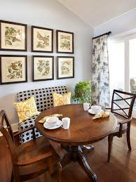 Best Small Dining Room Images On Pinterest Small Dining Rooms - Decorating a small dining room