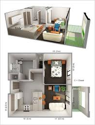 one bedroom apartment plans and designs 10 ideas for one bedroom
