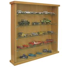wall display collectors wall display cabinet with four glass shelves oak nobailout