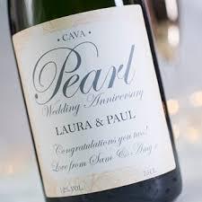 30th wedding anniversary gift 30th pearl wedding anniversary gifts gettingpersonal co uk
