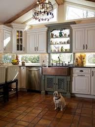 kitchen ideas with stainless steel appliances 30 best terra cotta floor kitchen ideas houzz