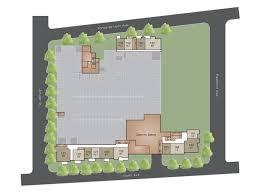 Site Floor Plan Floor Plans 131 Ponce