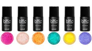 bmc uv led gel nail art polish 3pc kit one color red top base coat
