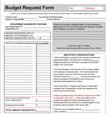 sample budget form 8 examples in pdf wordbudget form simple