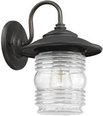Old Lantern Light Fixtures by Save On Capital Lighting Creekside 1 Light Outdoor Wall Lantern