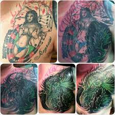 Mens Tattoo Cover Up Ideas Tattoo Cover Ups Think Before You Ink