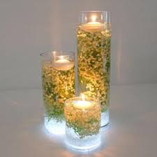 water centerpieces diy baby s breath submersible centerpiece afloral